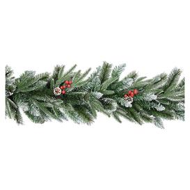 image-The Tree Company 1.8m New Jersey Christmas Garland