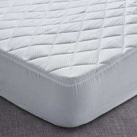 image-Fogarty Soft Touch Waterpoof Mattress Protector White