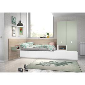 image-Stanley 3 Piece Bedroom Set Isabelle & Max
