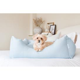 image-Sophie Bed Pearl Linen Extra-Small