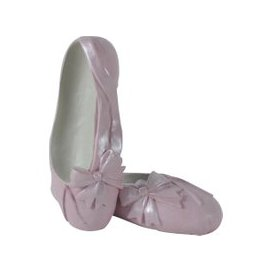 image-Ballet Shoes Ornament Pink