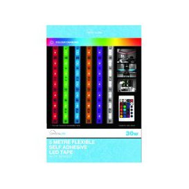 image-Status 30 Watt LED Colour Changing Strip Light Clear