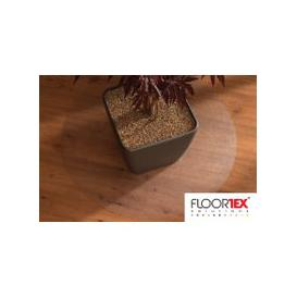 image-Cleartex Poly Circular Chair Mat For Low Pile Carpets & Hard Floors