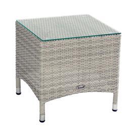 image-2019 Hartman Curve Garden Side Table - Cool Grey