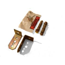 image-Garden Bench Anchors - Kit For Hard Surfaces