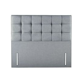 image-Hypnos Grace Full Depth Headboard, Small Double