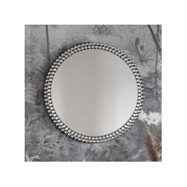 image-Gallery Direct Fallon Round Mirror Large