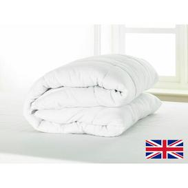 image-Super-Soft Hollowfibre 4.5 Tog Duvet Symple Stuff Size: Double