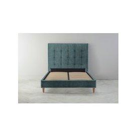 image-Hopper 6' Super King Bed Frame in Turtle Green