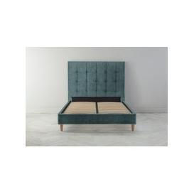 image-Hopper 6' Super King Bed Frame in Turtle Green