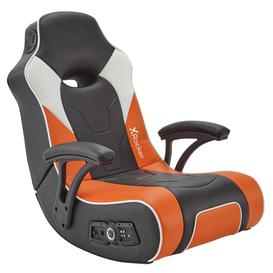 image-X Rocker Rogue 2.1 Stereo Audio Gaming Chair with Subwoofer