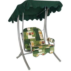 image-Klein Swing Seat Sol 72 Outdoor Fabric colour: Paris