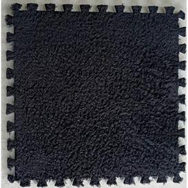 image-Adirondack 10-Piece Playmat Symple Stuff Colour: Black