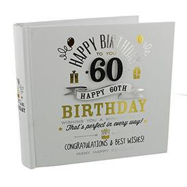 image-Signography 60th Birthday Photo Album