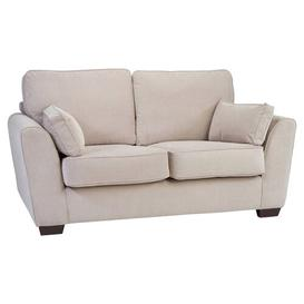 image-Roby 2 Seater Sofa Mercury Row Upholstery: Silver
