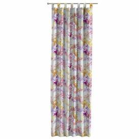 image-Monet Tab top Room Darkening Single Curtain Dekoria