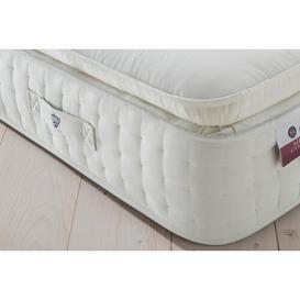image-Tufted Memory 2000 Pocket Pillowtop Medium Mattress Rest Assured Size: Single (3')