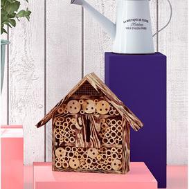 image-Suzana 29cm H x 30cm W x 9cm D Bee and Butterfly House Dakota Fields