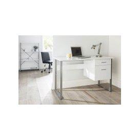 image-Glyde Computer Desk, Free Standard Delivery