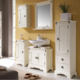 image-Catana 4 Piece Bathroom Set with Mirror Massivum