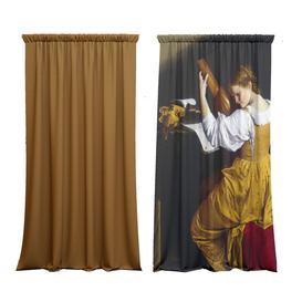 image-Weldon Lutnia Slot Top Blackout Curtains