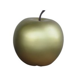 image-Apples Garden Ornament Gold
