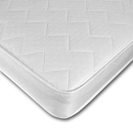 image-Revivo 3-zone Memory Open Coil Mattress Airsprung Beds