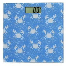 image-Argos Home Electronic Bathroom Scale - Crab