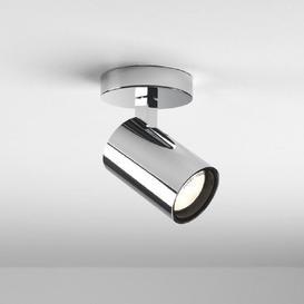 image-Astro 1393004 Aqua One Light Bathroom Ceiling Spotlight In Chrome