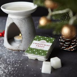 image-Noel Christmas Trees Scented Wax Melt The Country Candle Company