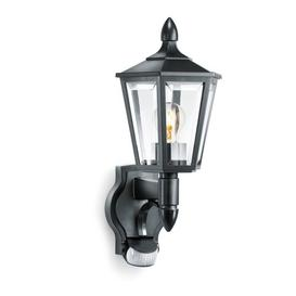 image-1 Light Outdoor Wall Lantern with Sensor Steinel