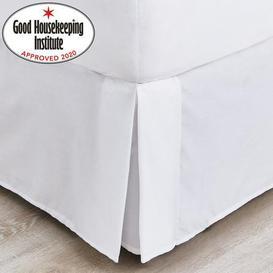 image-Non Iron Plain Dye White Valance White