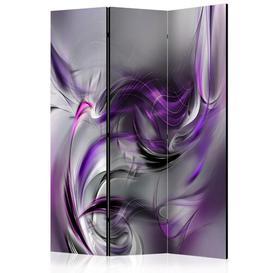 image-Pensacola Room Divider Ebern Designs Number of Panels: 3, Colour: Purple