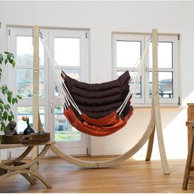 image-Taurus Hanging Chair with Stand Amazonas