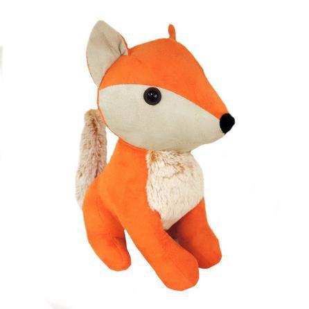 image-Fox Doorstop Orange