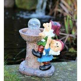 image-Criswell Bird Feeder Statue Happy Larry