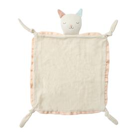 image-Meri Meri - Animal Baby Blanket - Cat
