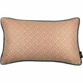 image-Hudepohl Cushion Cover Ophelia & Co. Colour: Orange, Size: 40 x 60cm