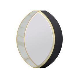 image-Oracle Oval Marble Mirror