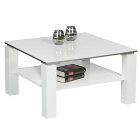 image-Hughes Coffee Table Metro Lane Size: 41cm H x 75cm L x 75cm W