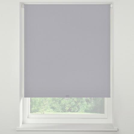 image-Swish Dove Grey Cordless Blackout Roller Blind Grey