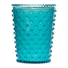 image-Simpatico - Simpatico Hobnail Glass Candle - Cucumber & Gin