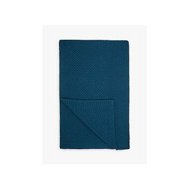 image-John Lewis & Partners Textured Knitted Throw