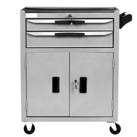 image-Mobile Tool Cart Rolling Chest