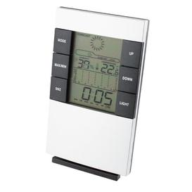 image-Deluxe Weather Station Alarm Clock