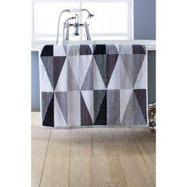 image-Kingsley Diamond Geo Towels