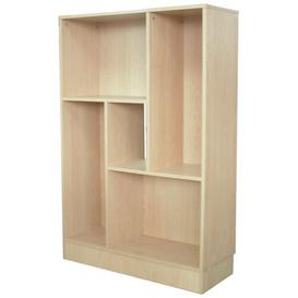 image-Wide Cube unit Bookcase Mercury Row