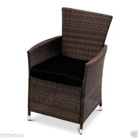 image-Garden Bar Stool Cushion Sol 72 Outdoor Colour: Black