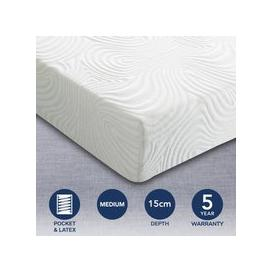image-Sareer Matrah Latex Foam Mattress White