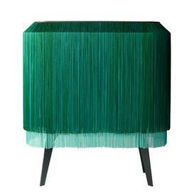 image-Alpaga Bar - / Dresser - L 140 x H 150 cm - Numbered limited edition by Ibride Malachite